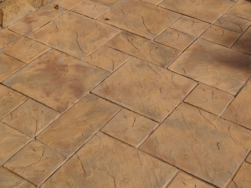 Flagstones - 3D Rock KZN